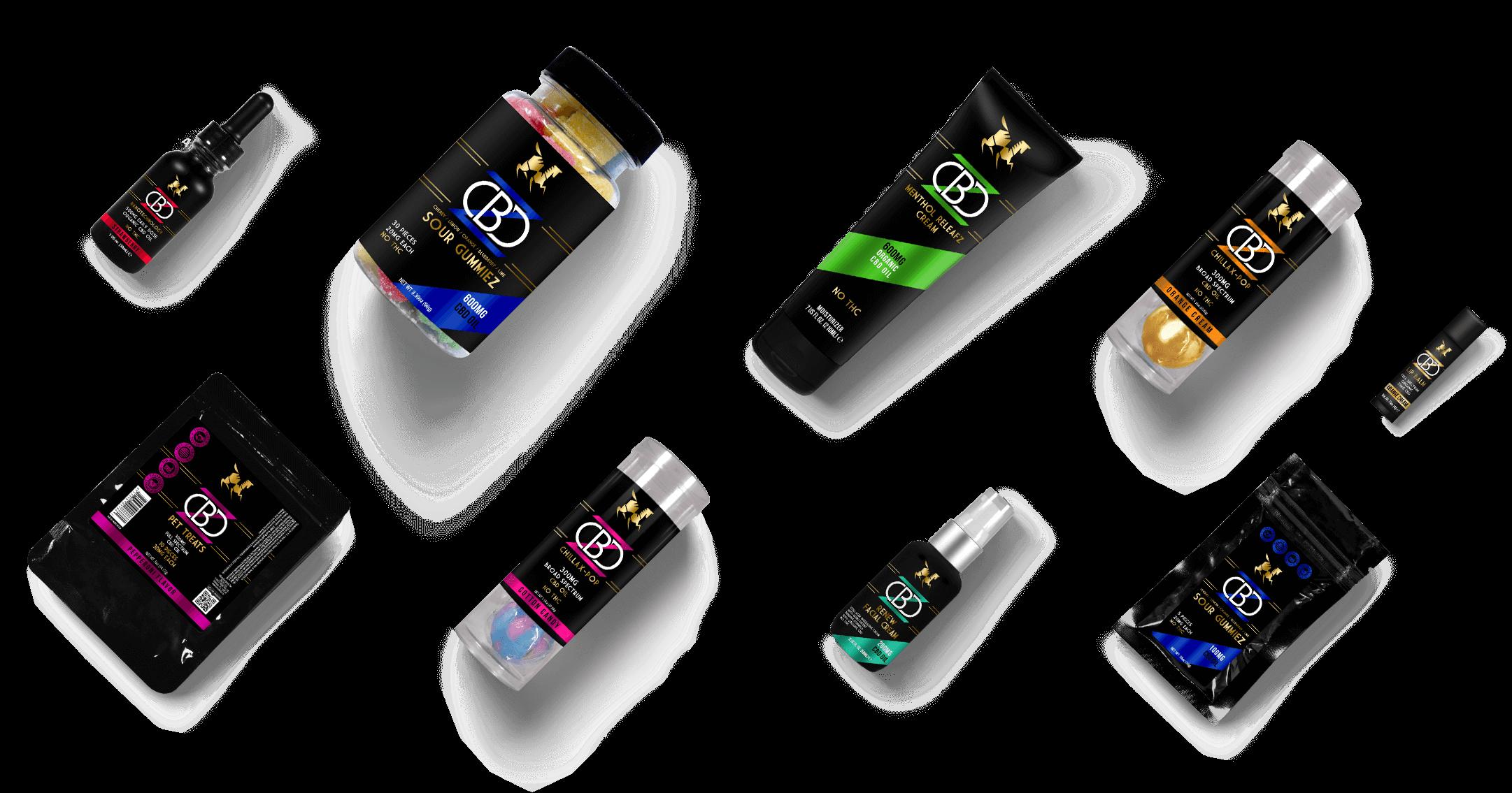 CBDz Products