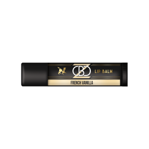 CBD Lip Balm - French Vanilla