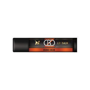 25mg CBD Lip Balm - Orange Cream