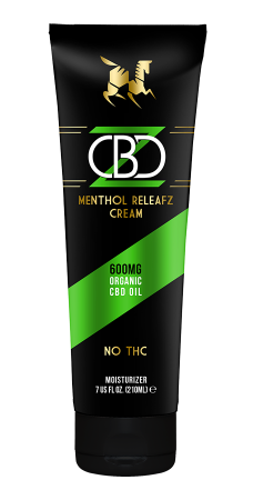 CBD Menthol Releafz Cream